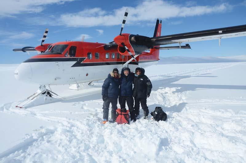 Team Ivory Gulls   Nunataks
